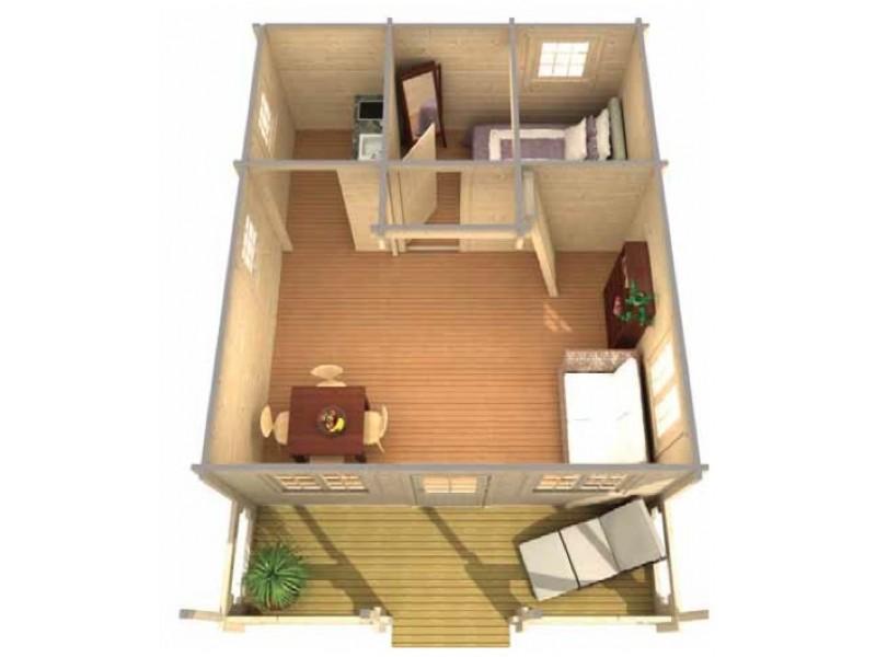 canada 1 etasje